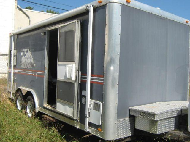 2003 Forest River Work and Play Toy Hauler for Sale in ...