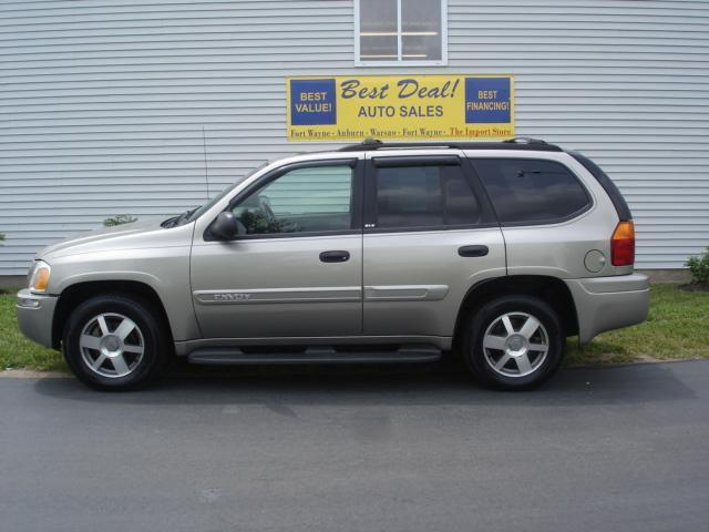 2003 gmc envoy sle for sale in warsaw indiana classified. Black Bedroom Furniture Sets. Home Design Ideas