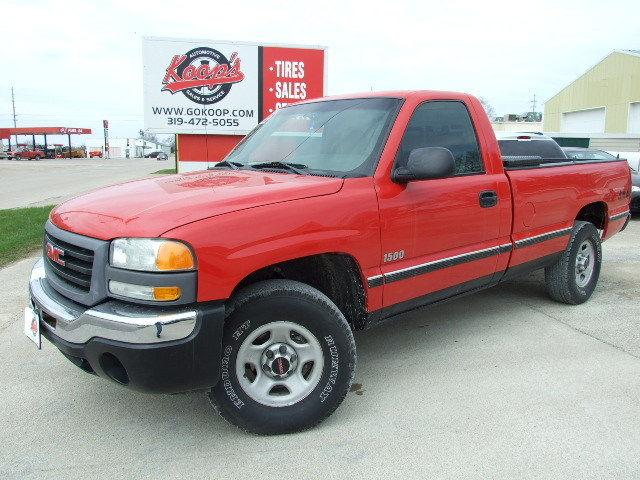 2003 gmc sierra 1500 for sale in vinton iowa classified. Black Bedroom Furniture Sets. Home Design Ideas