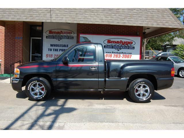 2003 gmc sierra 1500 for sale in claremore oklahoma classified. Black Bedroom Furniture Sets. Home Design Ideas