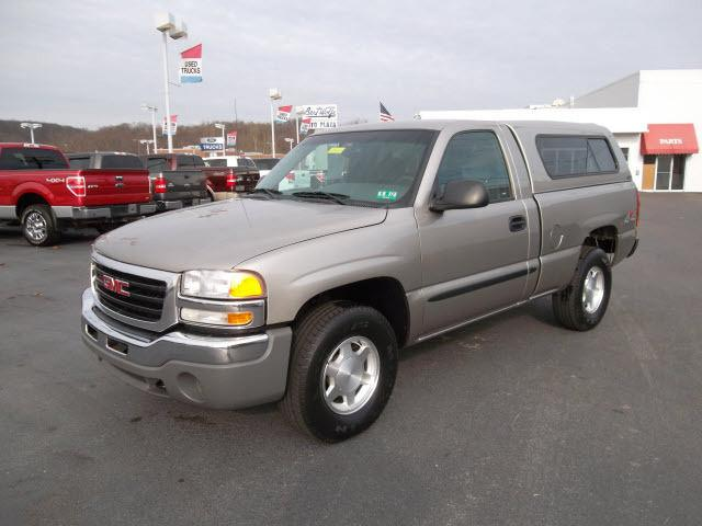 2003 gmc sierra 1500 for sale in charleston west virginia classified. Black Bedroom Furniture Sets. Home Design Ideas