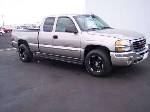 2003 gmc sierra 1500 extended cab pickup sle for sale in colona colorado classified. Black Bedroom Furniture Sets. Home Design Ideas