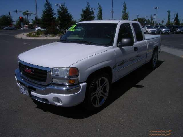 2003 gmc sierra 1500 sle for sale in yuba city california classified. Black Bedroom Furniture Sets. Home Design Ideas