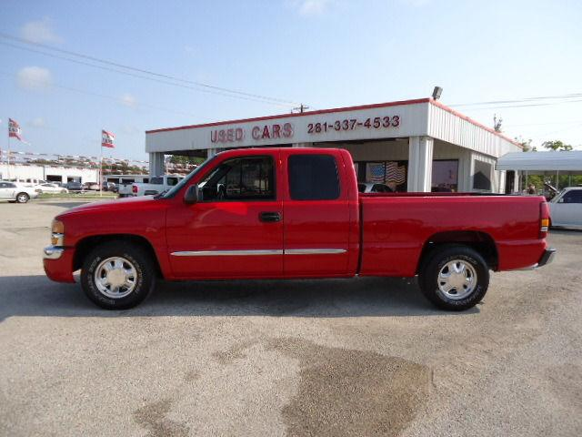 2003 gmc sierra 1500 sle for sale in dickinson texas classified. Black Bedroom Furniture Sets. Home Design Ideas