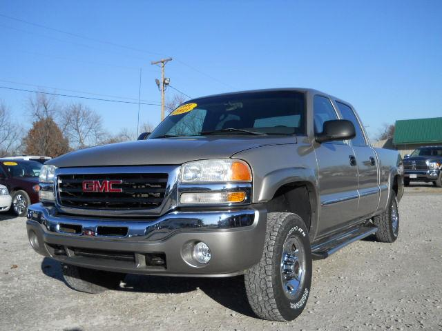 2003 gmc sierra 1500 sle hd crew cab for sale in seneca kansas classified. Black Bedroom Furniture Sets. Home Design Ideas