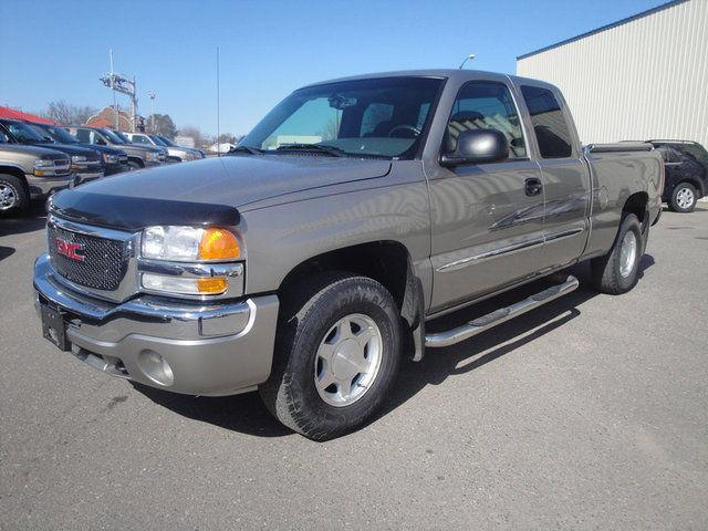 2003 gmc sierra 1500 sle for sale in aitkin minnesota classified. Black Bedroom Furniture Sets. Home Design Ideas