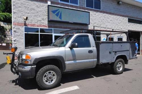 2003 gmc sierra 2500hd pickup truck sle for sale in naugatuck connecticut classified. Black Bedroom Furniture Sets. Home Design Ideas