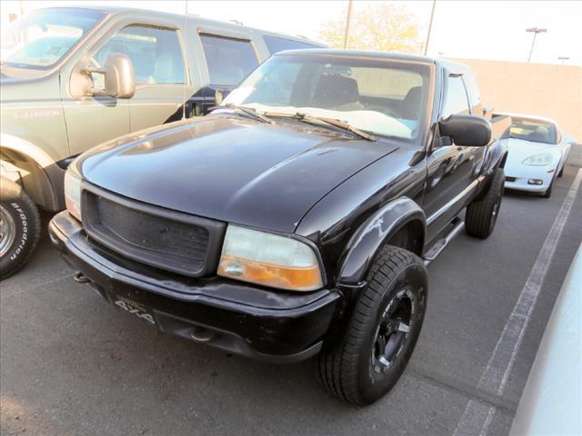 2003 gmc sonoma 3dr sl 4wd extended cab sb for sale in tucson arizona classified. Black Bedroom Furniture Sets. Home Design Ideas