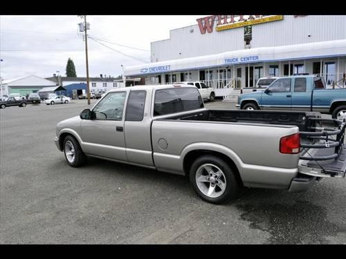 2003 gmc sonoma extended cab pickup truck for sale in alder grove washington classified. Black Bedroom Furniture Sets. Home Design Ideas