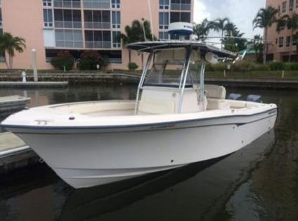2003 Grady White 283 Release Center Console Offshore Fishing Boat 250Hp  Yamaha