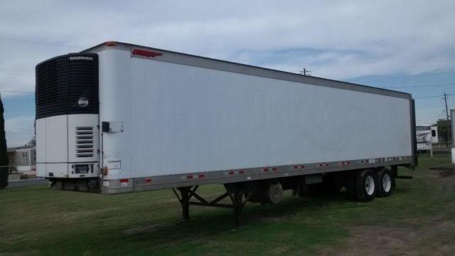 2003 GREAT DANE REEFER 42X102 AIR RIDE CARRIER UNIT