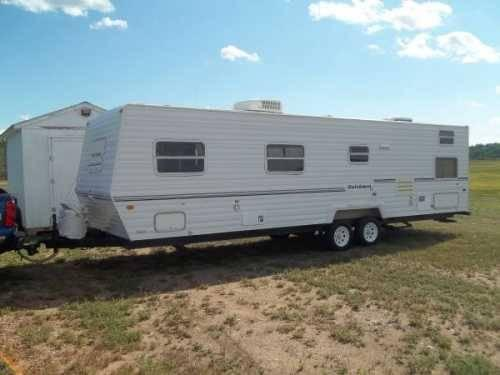 2003 Great Dog Trailer/Great Price