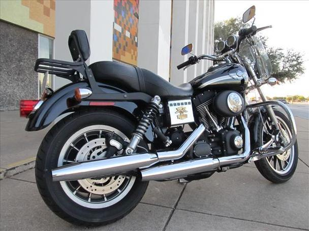2003 harley davidson dyna super glide sport 100th anniversary edition for sale in arlington. Black Bedroom Furniture Sets. Home Design Ideas