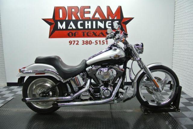 Harley Davidson Th Anniversary Softail Deuce