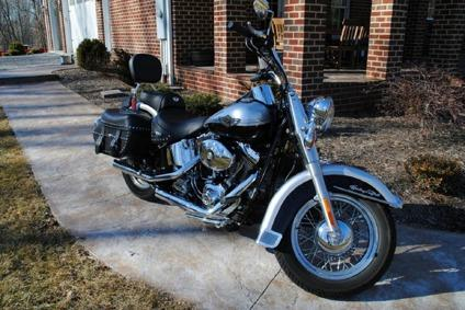 2003 Harley Davidson Heritage Softail Classic with