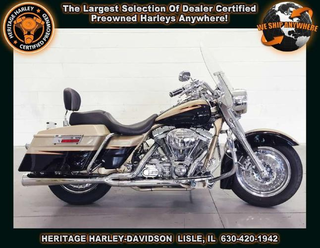2003 Harley-Davidson Screamin Eagle Road King