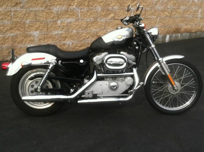 Carfax Report Cost >> 2003 Harley Davidson XL883 100th Anniversary Edition for
