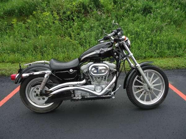2003 harley davidson xlh sportster 883 for sale in greensburg pennsylvania classified. Black Bedroom Furniture Sets. Home Design Ideas