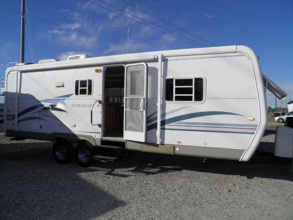 2003 holiday rambler alumascape 27sks for sale in