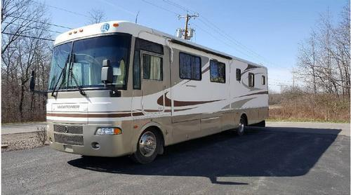 2003 Holiday Rambler Vacationer 36dbd For Sale In Castle