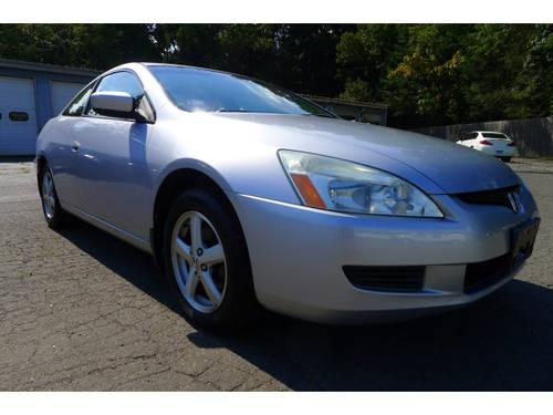 2003 honda accord 2 dr coupe ex for sale in new haven connecticut classified. Black Bedroom Furniture Sets. Home Design Ideas