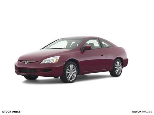 2003 honda accord coupe ex v 6 for sale in tulsa oklahoma classified. Black Bedroom Furniture Sets. Home Design Ideas