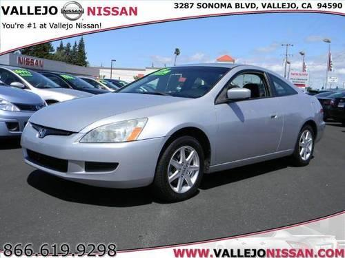2003 honda accord ex coupe 2d for sale in vallejo california classified. Black Bedroom Furniture Sets. Home Design Ideas