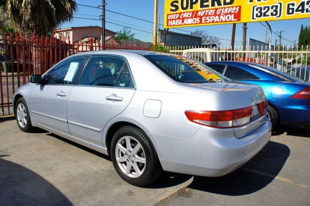 2003 honda accord ex l v6 for sale in los angeles california classified. Black Bedroom Furniture Sets. Home Design Ideas