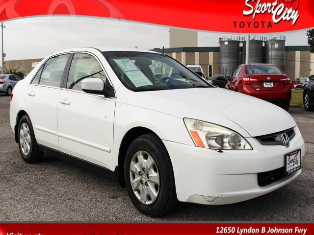 2003 honda accord lx lx 4dr sedan for sale in dallas texas classified. Black Bedroom Furniture Sets. Home Design Ideas