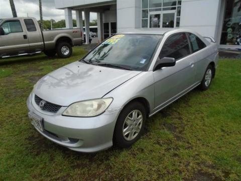 2003 honda civic 2 door coupe for sale in hilo hawaii classified. Black Bedroom Furniture Sets. Home Design Ideas