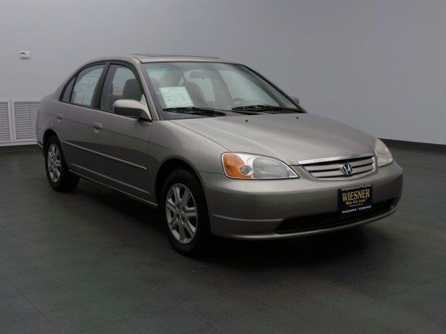 2003 Honda Civic Ex 4dr Sedan For Sale In Conroe Texas