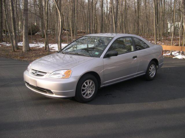 2003 Honda Civic HX   Avg. 36.4 Mpg, High 42.6   Super