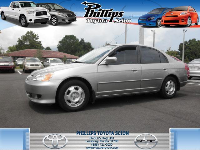 2003 Honda Civic Hybrid For Sale In Leesburg Florida