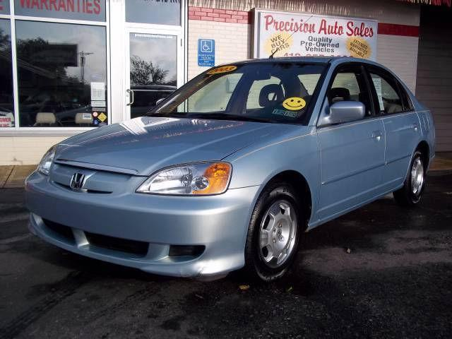 2003 honda civic hybrid for sale in pleasant hills pennsylvania classified. Black Bedroom Furniture Sets. Home Design Ideas