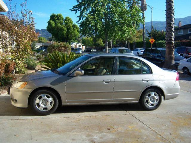 2003 honda civic hybrid for sale in san jose california classified. Black Bedroom Furniture Sets. Home Design Ideas