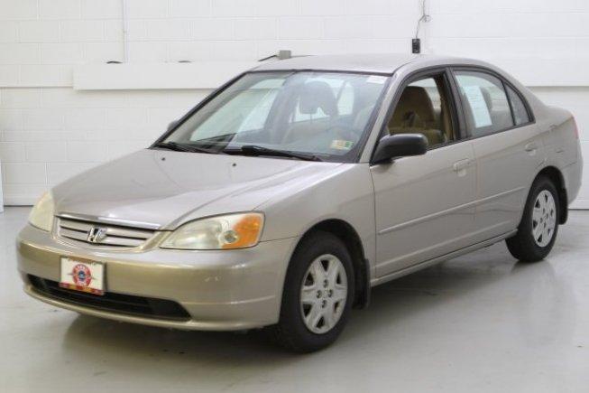 2003 Honda Civic Lx For In Roanoke Virginia