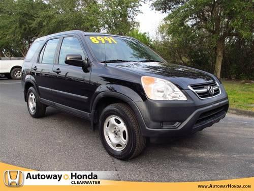 2003 honda cr v for sale in clearwater florida classified. Black Bedroom Furniture Sets. Home Design Ideas