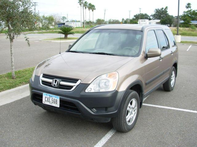 2003 Honda CR-V EX 5 Speed