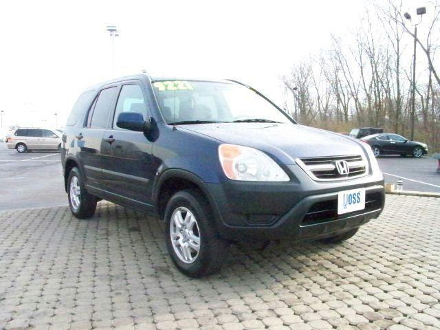 2003 honda cr v ex for sale in tipp city ohio classified. Black Bedroom Furniture Sets. Home Design Ideas