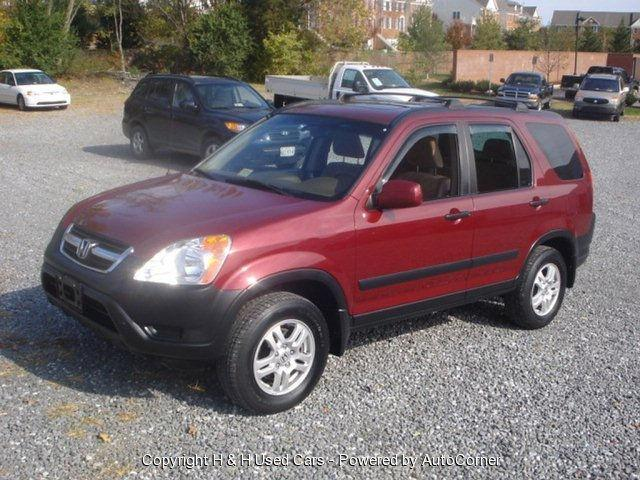 2003 honda cr v ex for sale in purcellville virginia classified. Black Bedroom Furniture Sets. Home Design Ideas