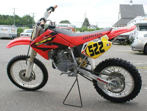 2003 honda cr85 expert for sale in monroe connecticut classified. Black Bedroom Furniture Sets. Home Design Ideas