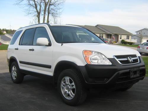 2003 honda crv awd 4x4 ex loaded look reduced for sale in iron ridge. Black Bedroom Furniture Sets. Home Design Ideas