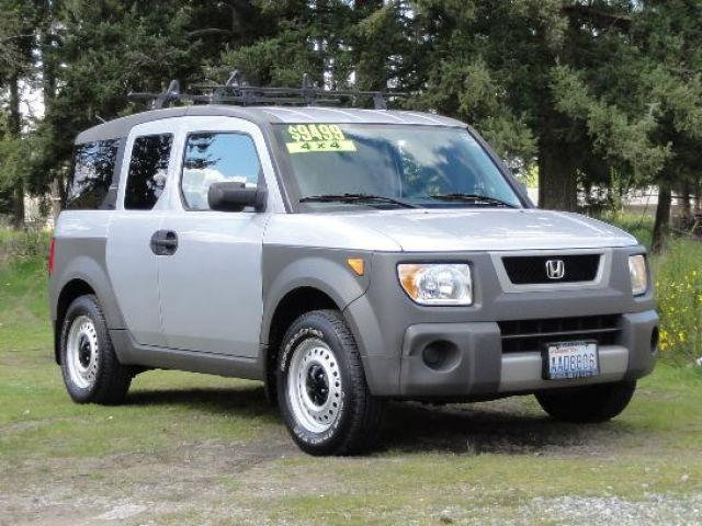 2003 honda element dx for sale in olympia washington classified. Black Bedroom Furniture Sets. Home Design Ideas