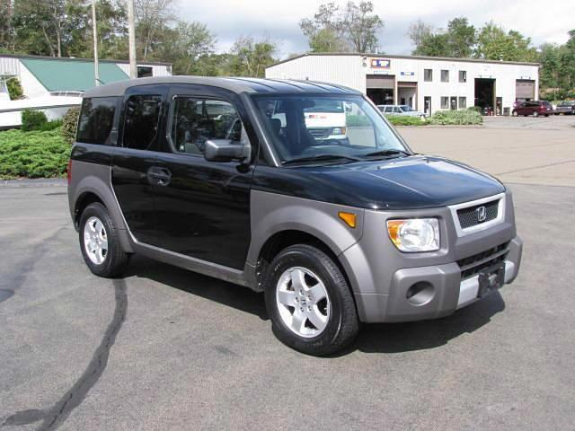 2003 honda element ex for sale in old saybrook. Black Bedroom Furniture Sets. Home Design Ideas