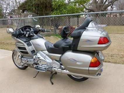 2003 Honda Gl1800 Goldwing For Sale In Duncanville Texas