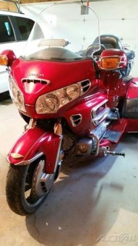 2003 Honda GL1800 Goldwing Trike For Sale in Claire,
