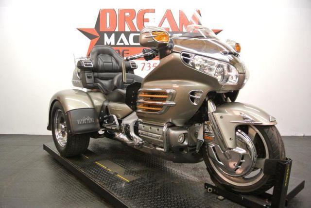 2003 honda gold wing gl1800 motor trike cheap for sale for Cheap honda motors for sale