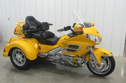 2003 Honda GoldWing GL1800 Trike Free Delivery
