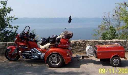 2003 Honda Goldwing Trike in Oak Lawn, IL