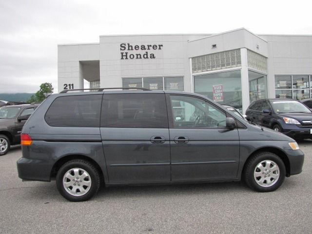 2003 honda odyssey ex for sale in rutland vermont classified. Black Bedroom Furniture Sets. Home Design Ideas